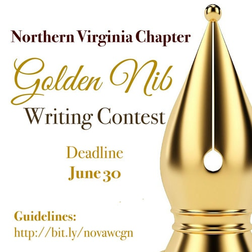NOVAWC Golden Nib Writing Contest